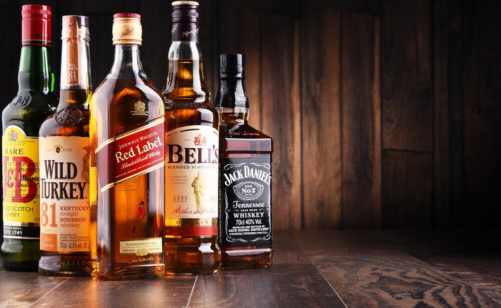 Бурбон и виски: основные отличия