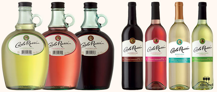 Вино Carlo Rossi