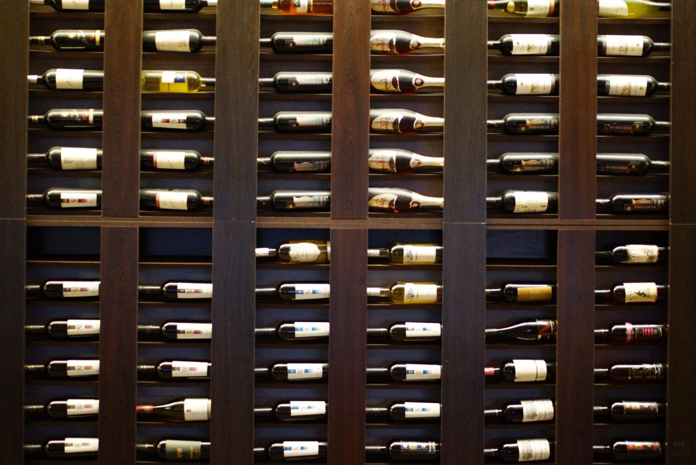Коллекционирование вина