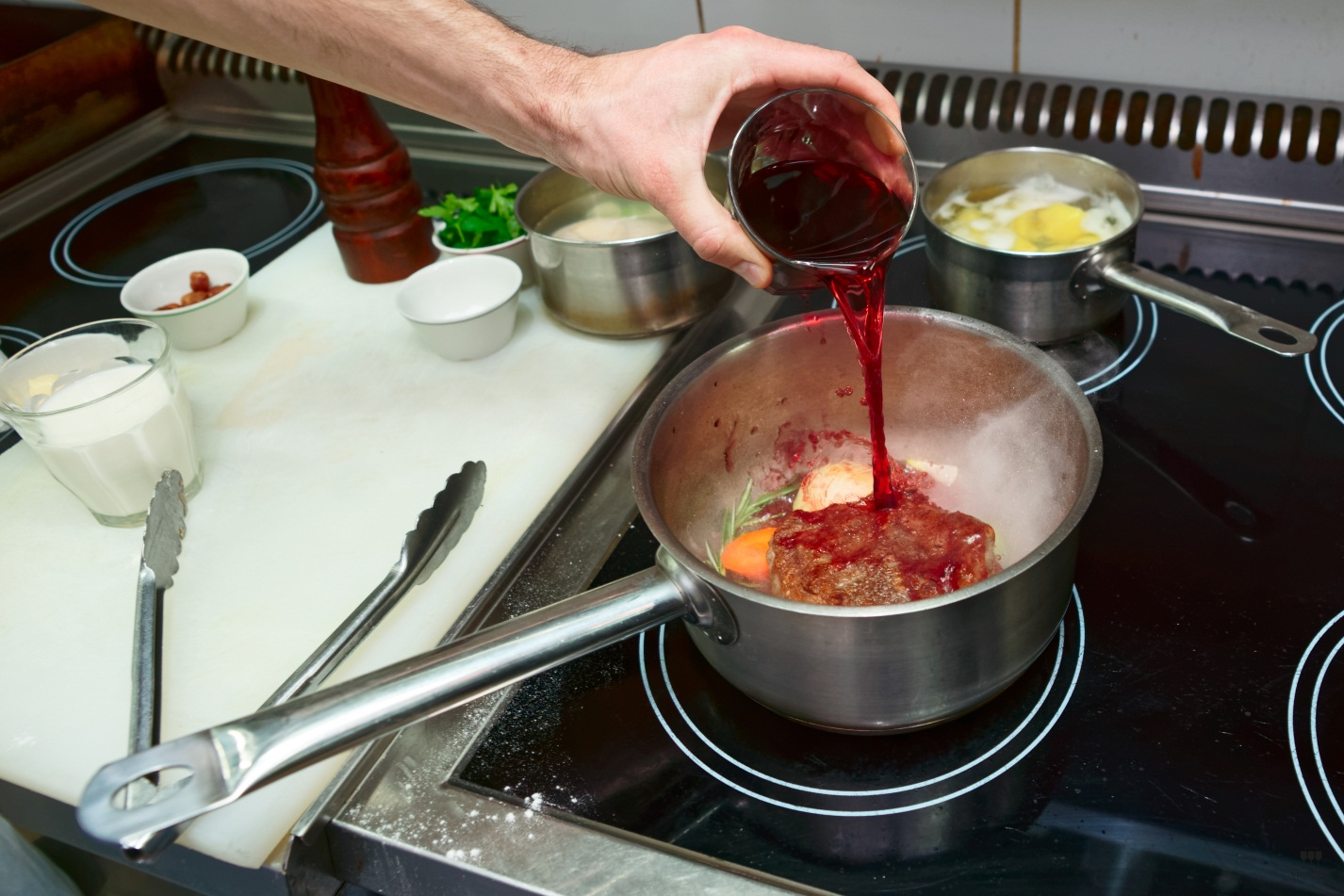 Вино в кулинарии
