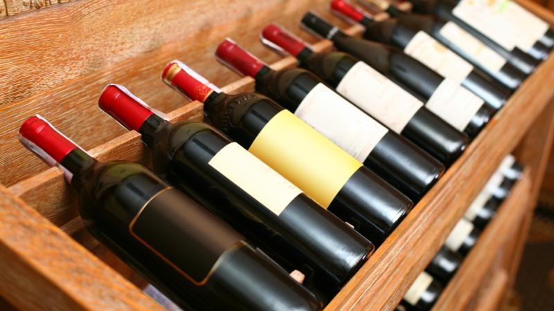 Как правильно хранить вино?