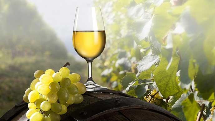 Как правильно пить белое вино?