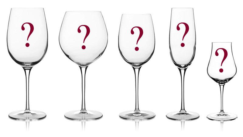 Бокалы для вина, какой выбрать?