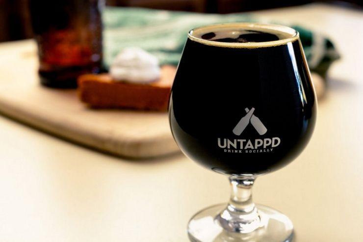 Guinness Draught стал самым популярным сортом в Untappd