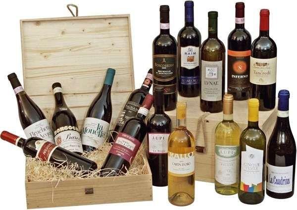 Типы сладких вин