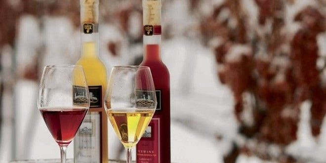 Особый рецепт: ледяное вино