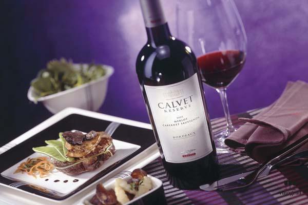 Винный бренд Сalvet