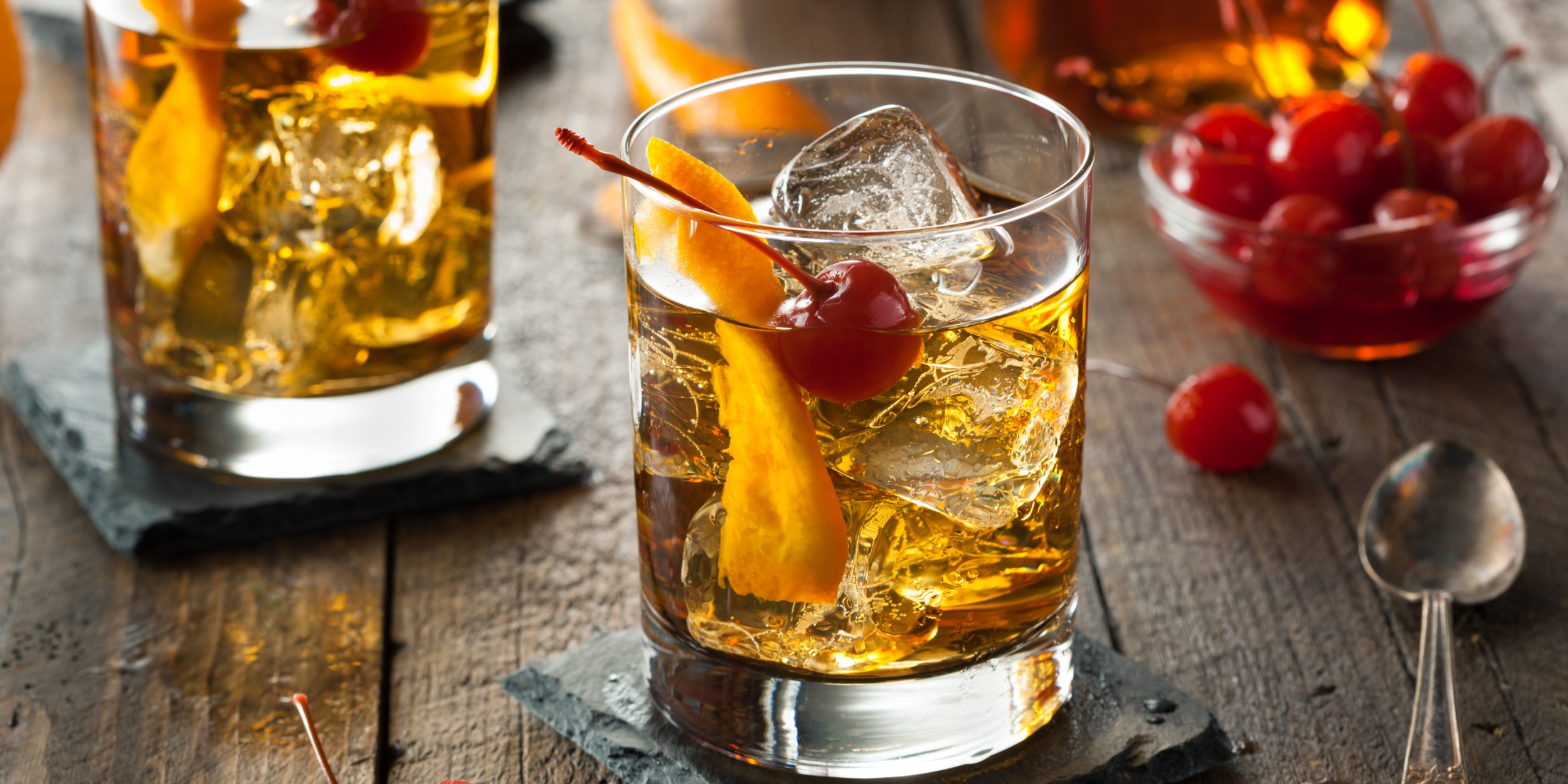 Алкогольные коктейли из виски: три рецепта для дома