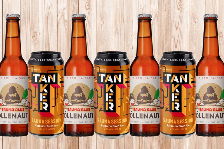 В Эстонии варят специальное пиво для сауны