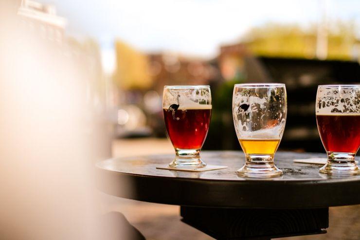 В Латвии производство пива сократилось на 5,3%