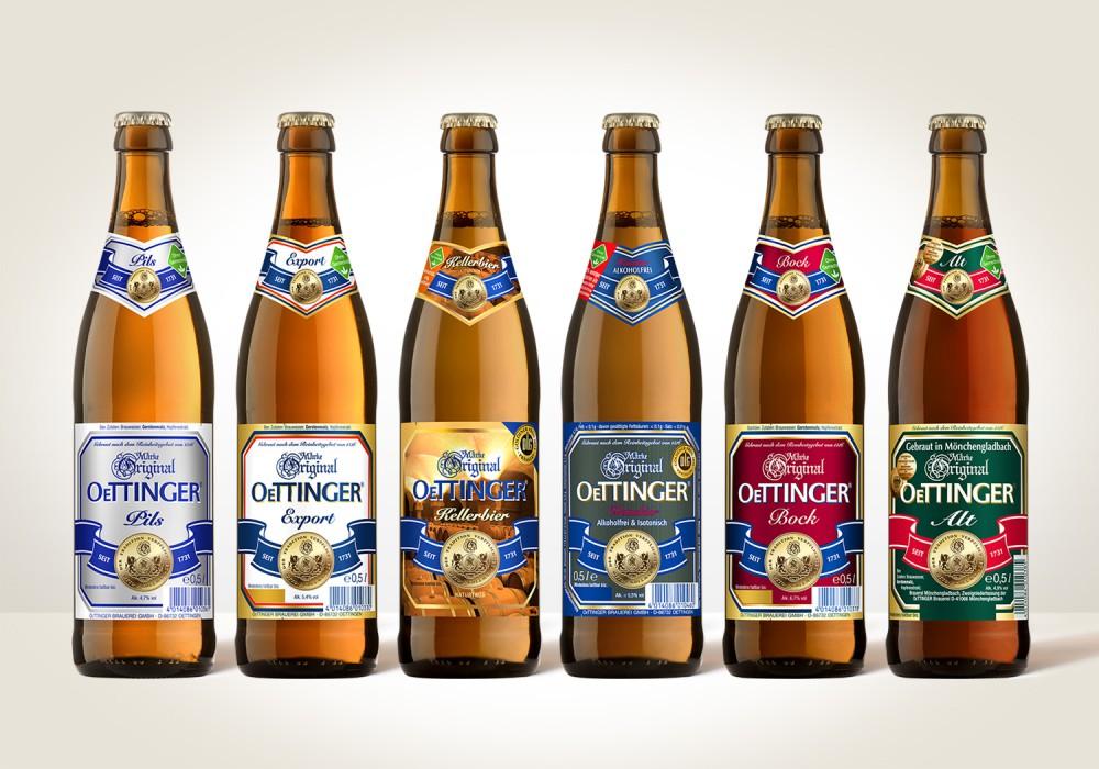 Пиво Oettinger (оттингер): история, награды и культура употребления
