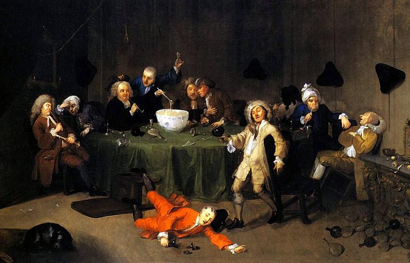 Пунш: история, рецепты и сервировка