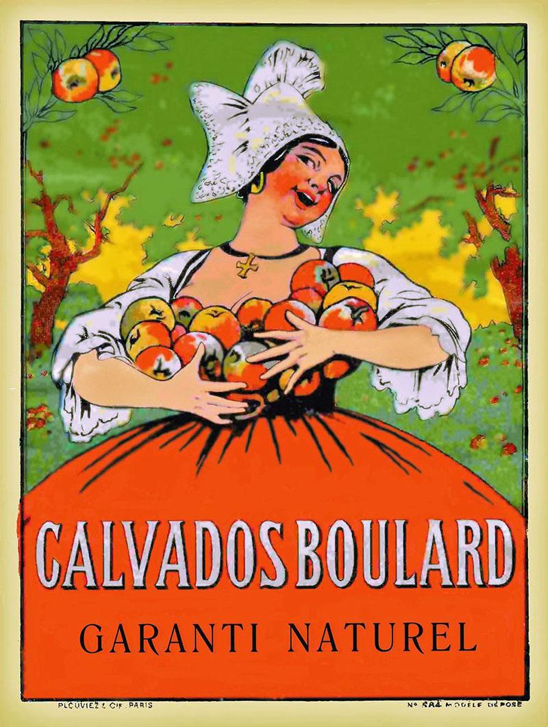 Кальвадос — история, рецепты и способ приготовления