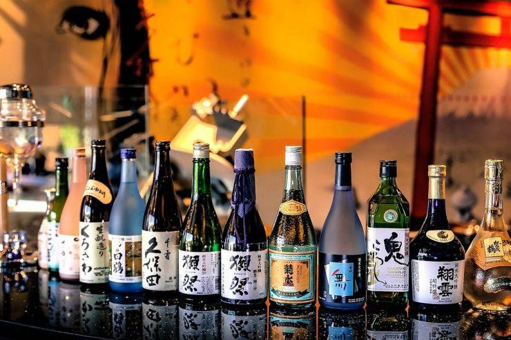 Япония начала глобальное продвижение саке в других странах