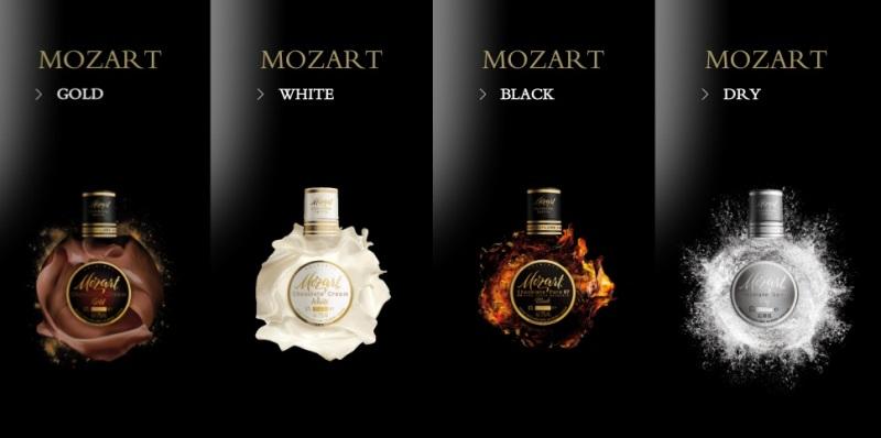 Ликер Mozart (Моцарт)