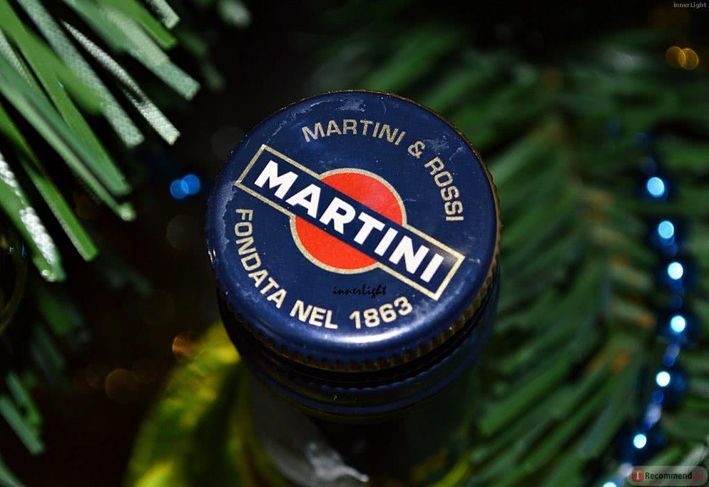 Сколько градусов в мартини?