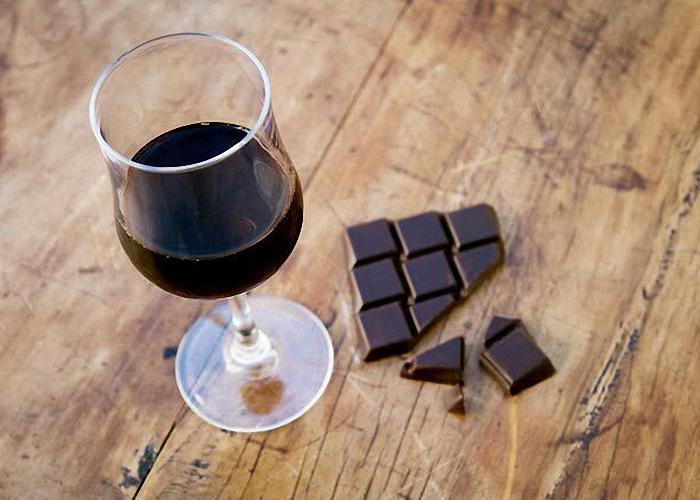 Рецепт приготовления домашнего шоколадного коньяка