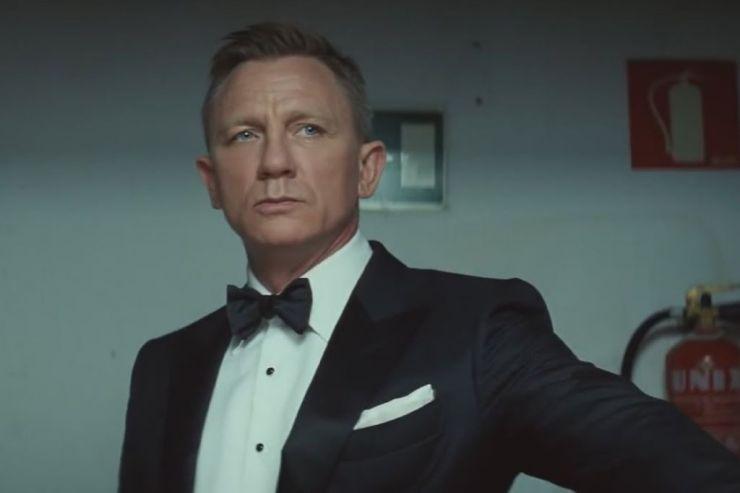 «Не время умирать»: Джеймс Бонд снялся в рекламе Heineken