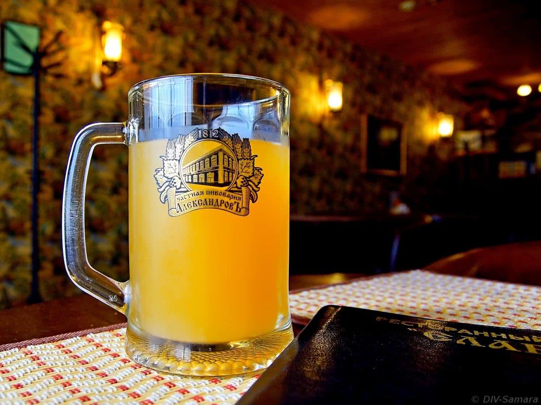 Нефильтрованное пиво: особенности, польза и вред, история и производители