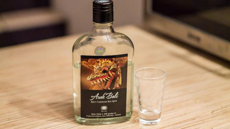 Арак — алкогольный напиток с настоящим восточным характером