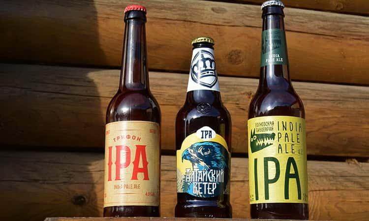 Пиво India Pale Ale: история и описание этого сорта пива