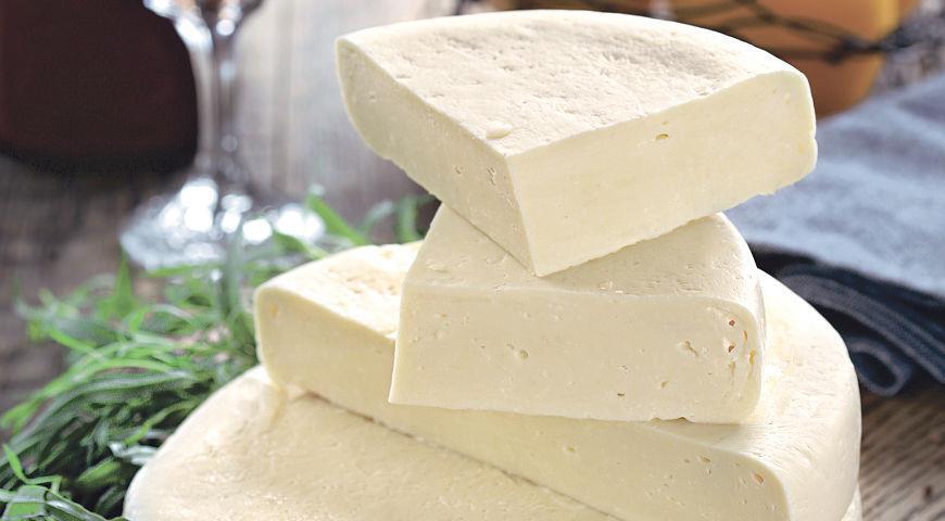 Пошаговый рецепт приготовления сулугуни в домашних условиях