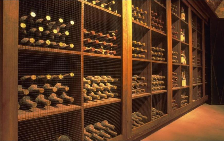 Как и где правильно хранить вино?