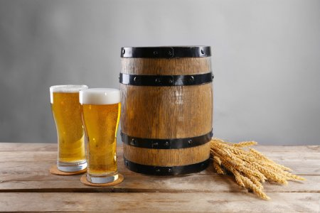 2 рецепта пшеничного пива в домашних условиях: в кастрюле и пивоварне
