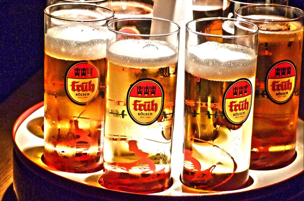 Кёльш – светлое немецкое пиво верхового брожения