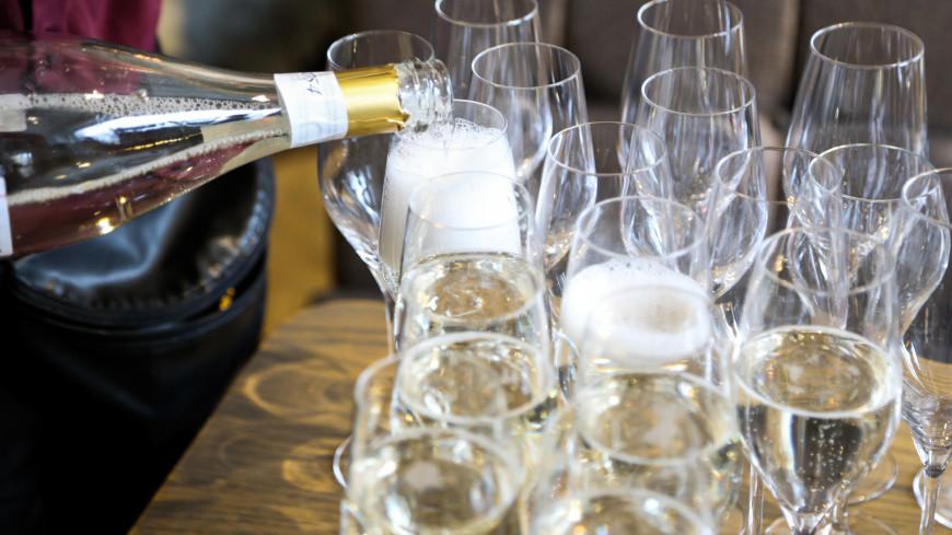 Как один бокал шампанского влияет на здоровье?
