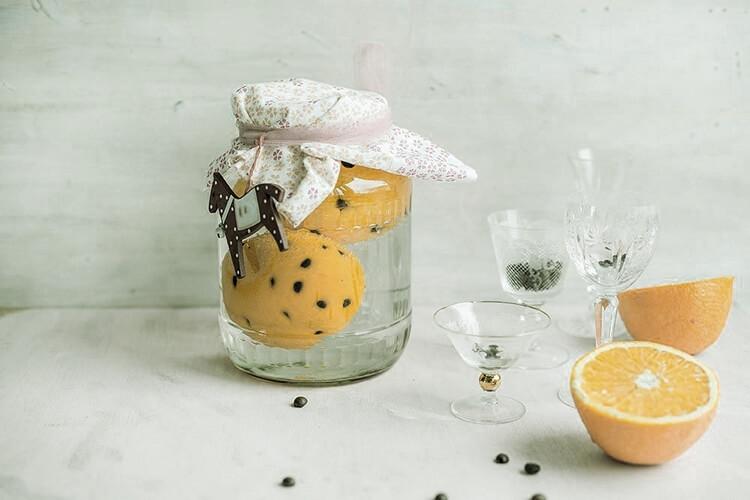 Рецепты кофейных настоек: классическая версия и с апельсином