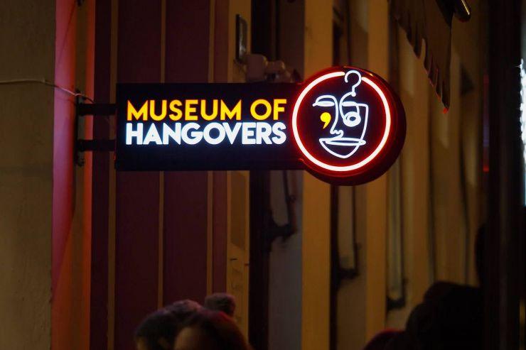 В Хорватии открылся музей похмелья