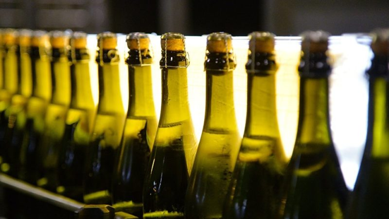 Особенности производства шампанского