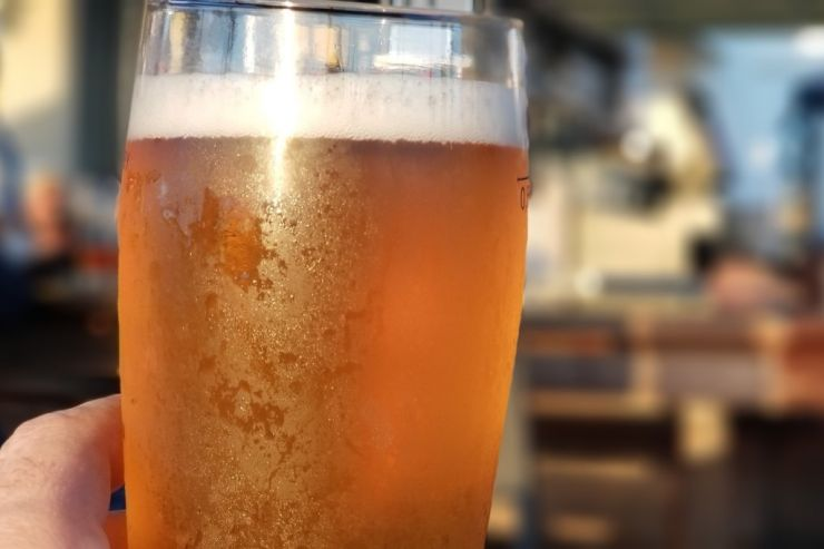Украина сократила производство пива на 0,4%