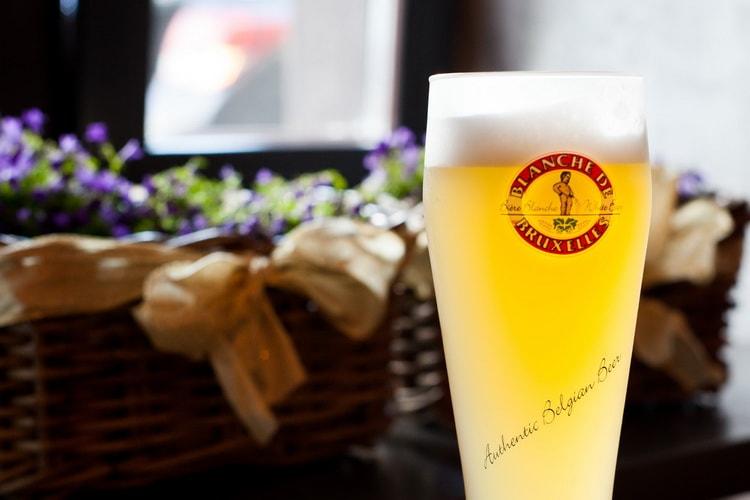 Пиво бельгийское бланш (Blanche): история и исторические факты, рецепт