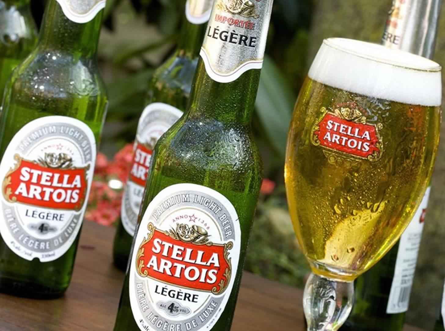 Пиво Cтелла Артуа: история, виды и вкус, как пить
