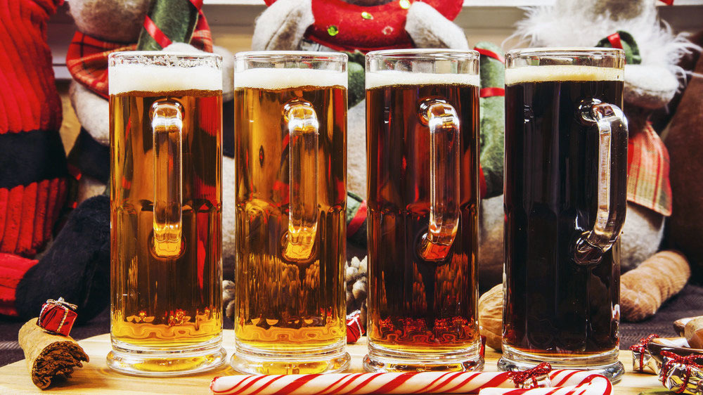 Пора варить новогоднее пиво