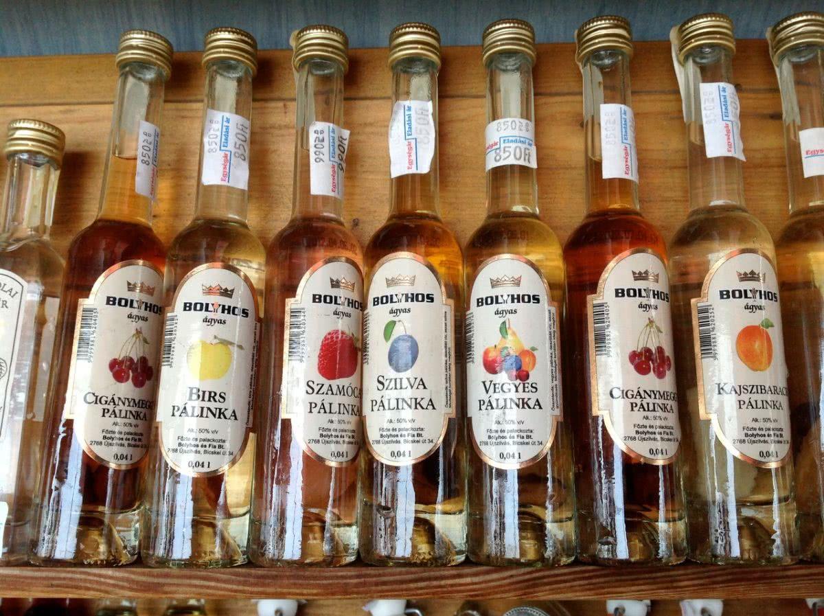Напиток Палинка: описание, история виды и как ее пить