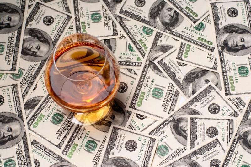 Топ-10 самых дорогих алкогольных напитков