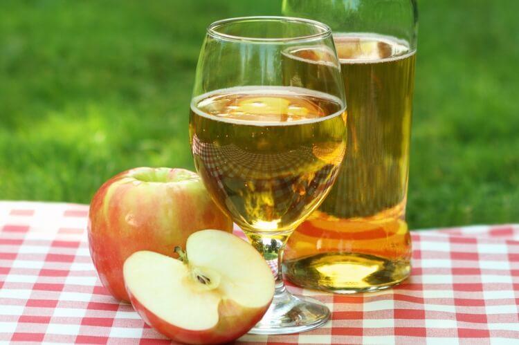 Время собирать яблоки! История, классификация и рецепт сидра