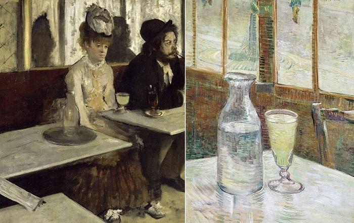 Загадочный абсент: Почему напиток интеллектуалов и художников запретили на 100 лет