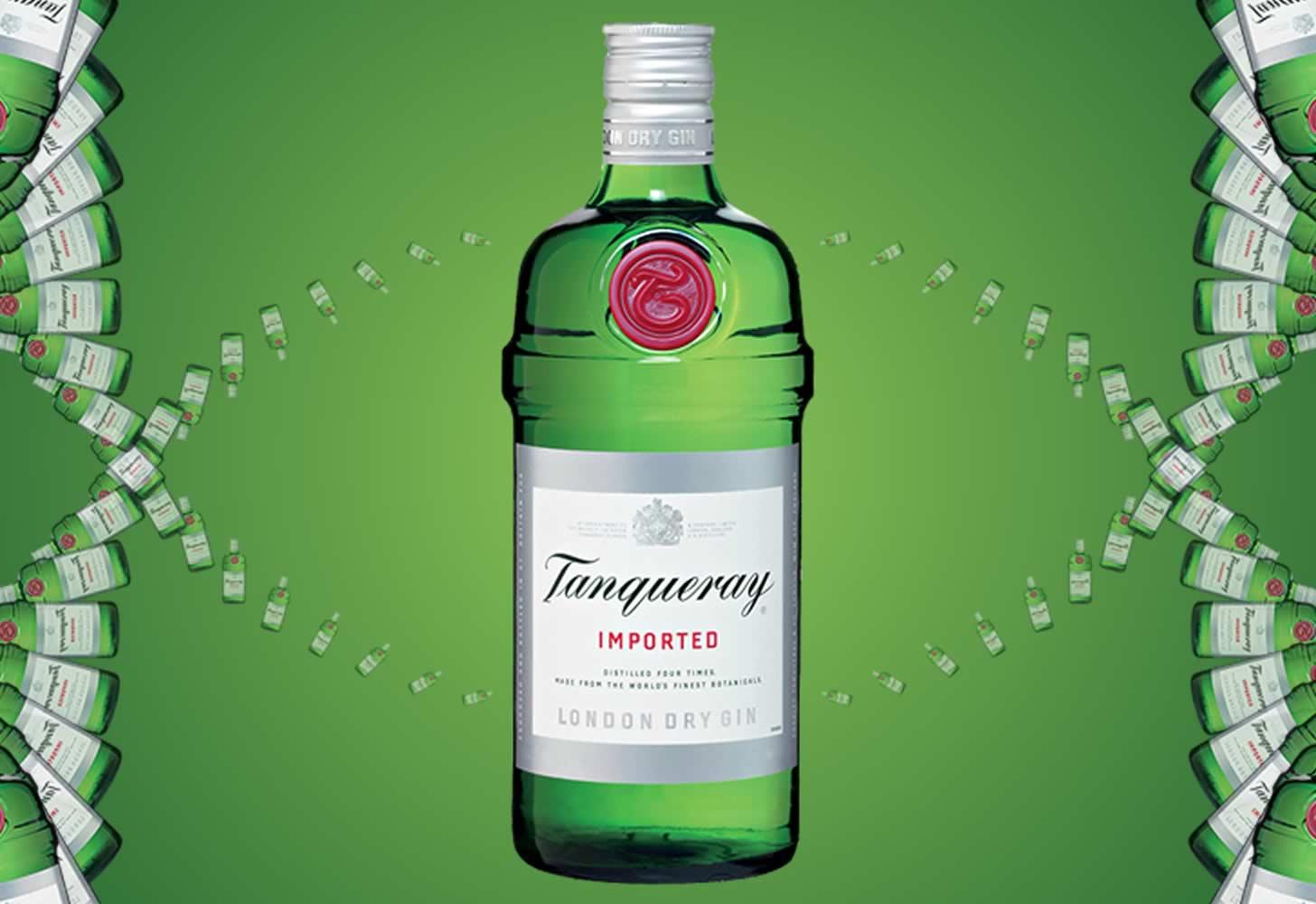 Tanqueray джин: история и виды