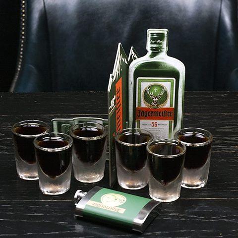Как пить егермейстер?🦌