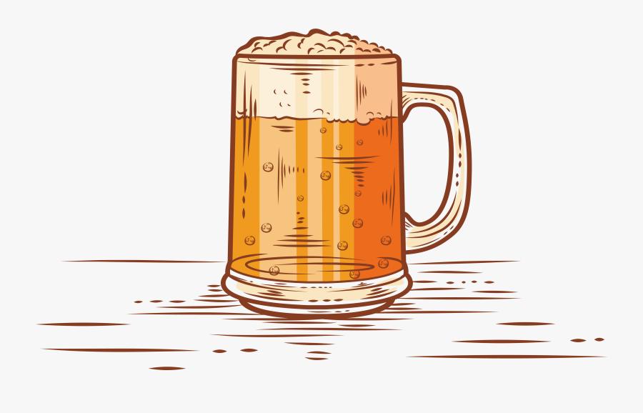 Как наливать пиво?