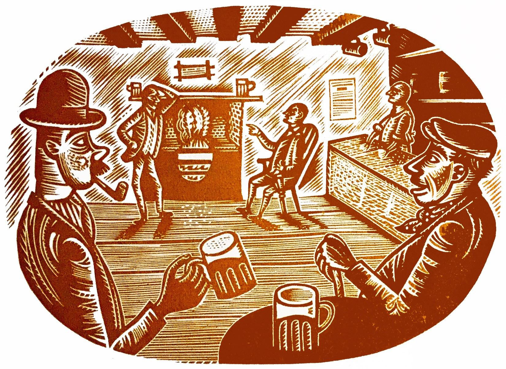 В чём разница между пабом и баром?