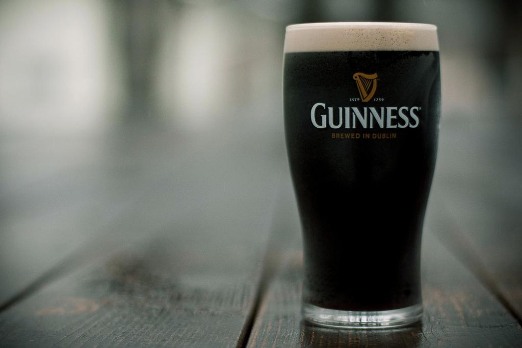 Guinness. Эволюция стиля