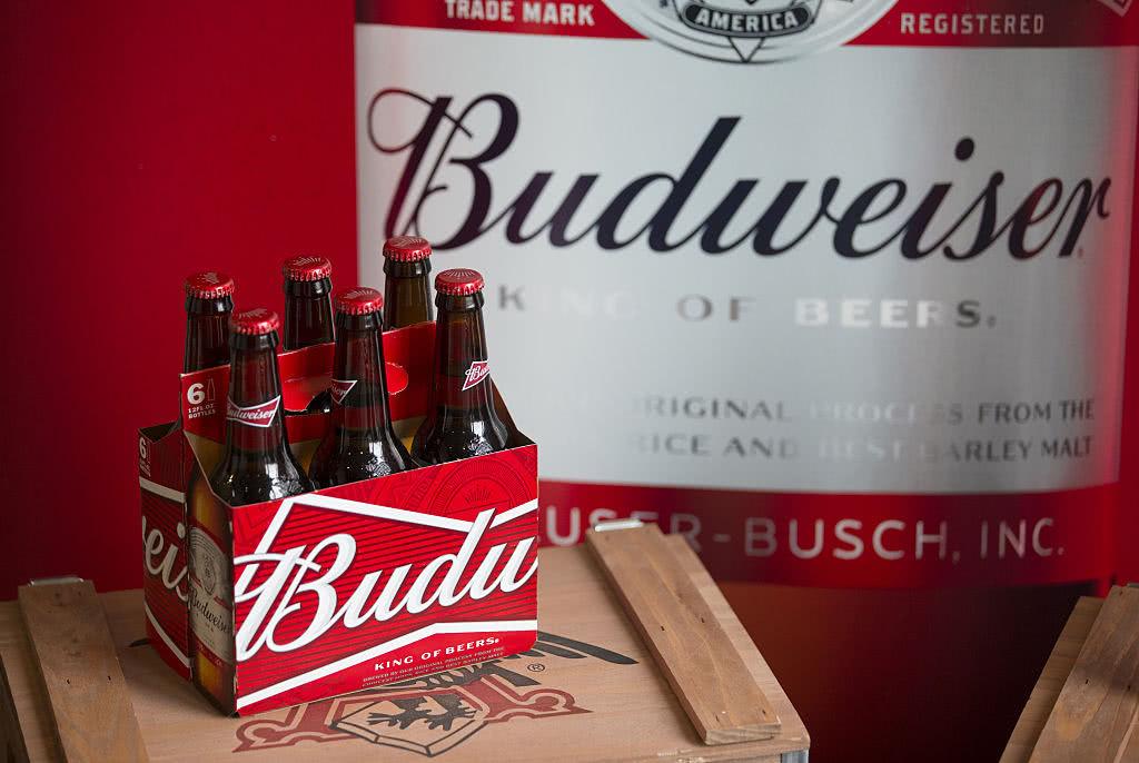 Budweiser — одновременно чешское и американское пиво