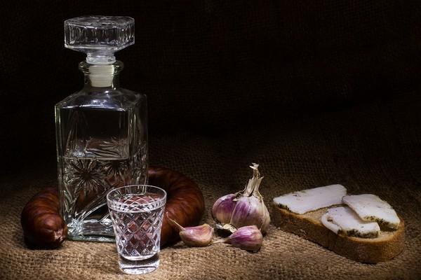 Сколько украинцы тратят на алкоголь?