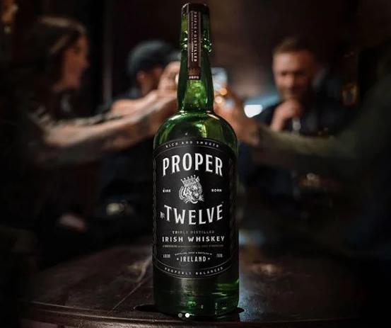 Виски конора Макгрегора Proper Twelve: история и дегустация