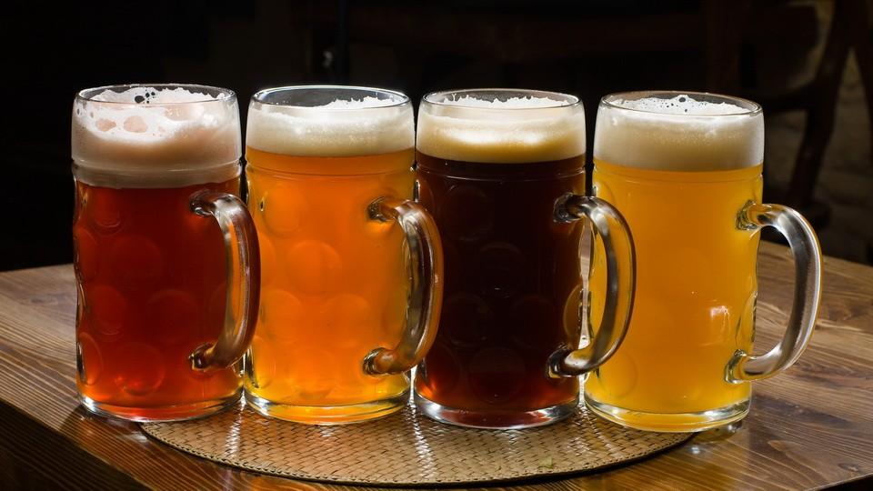 Живое пиво, миф или реальность?